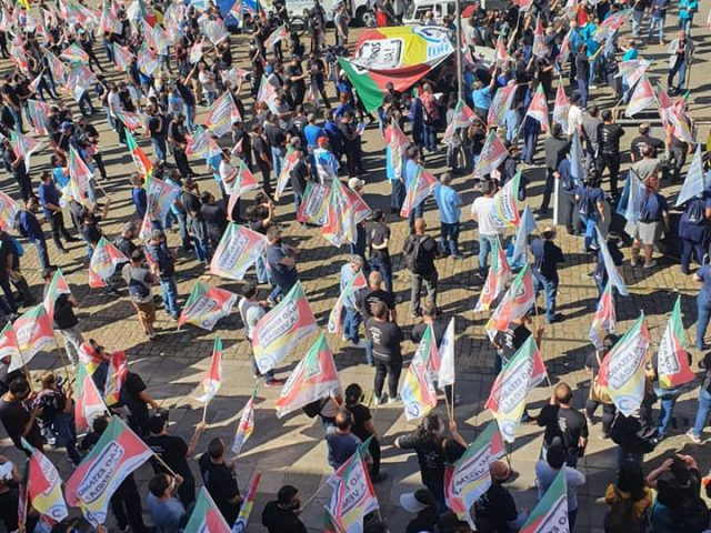 A resistência às privatizações segue firme