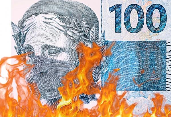 Dolar tem maxivalorização e quem tem dinheiro em paraí...