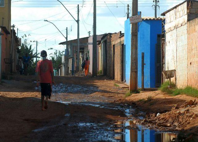 Mais pobres nas metrópoles do país têm ...